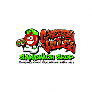 Cherry Valley Sandwich Shop Logo